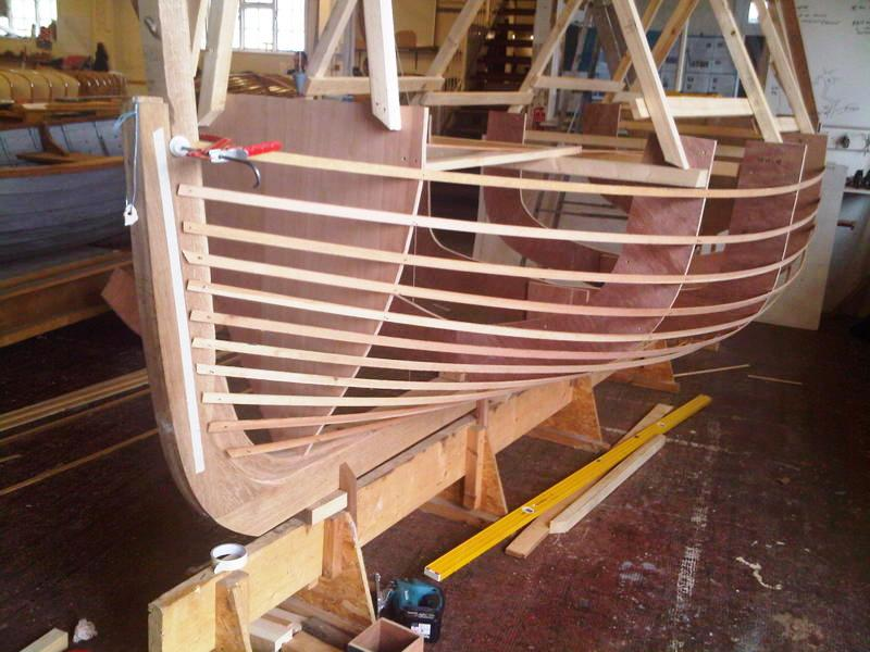 Building plywood sailboats | Coll boat